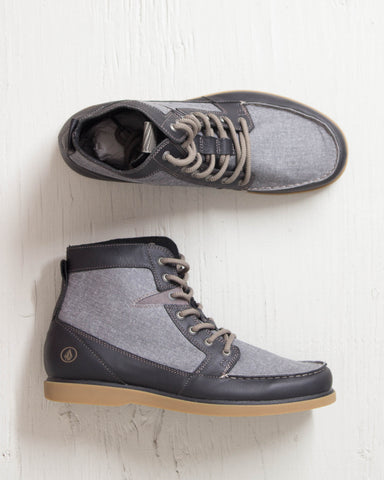 VOLCOM -BERRINGTON BOOT VINTAGE BLACK