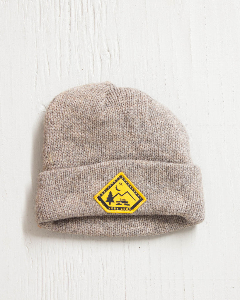 SPACECRAFT OUTFITTER NATURAL Beanie