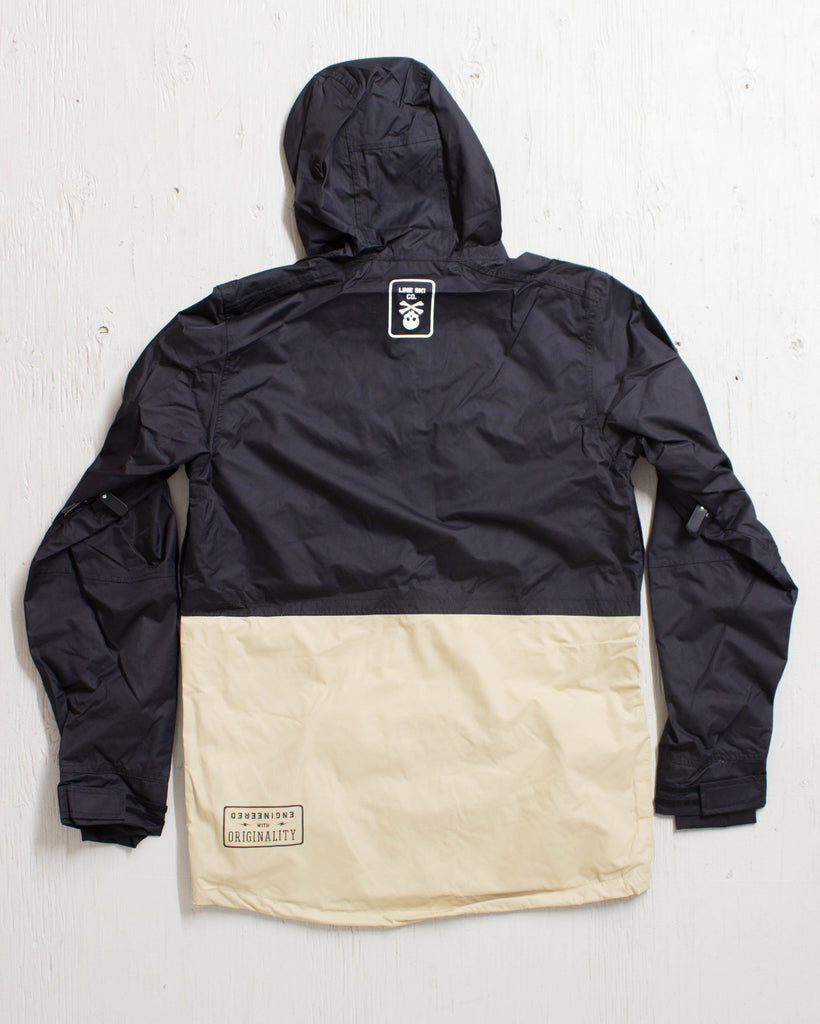 LINE -OUTSIDERS JACKET TAN  - 3