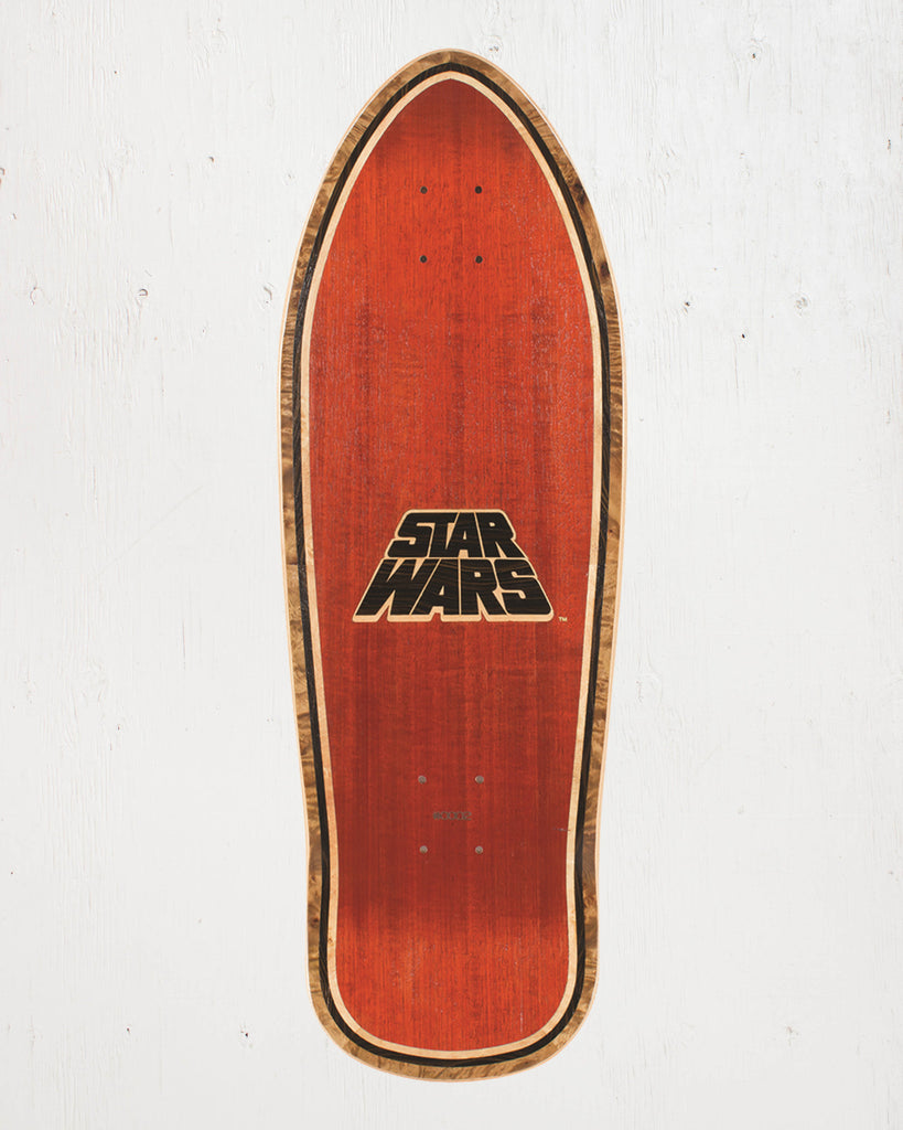 SANTA CRUZ -STAR WARS BOBA FETT INLAY  - 3