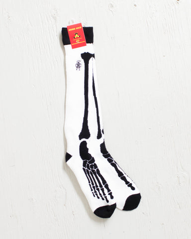 SAGA -BONES RIDING SOCK X-RAY