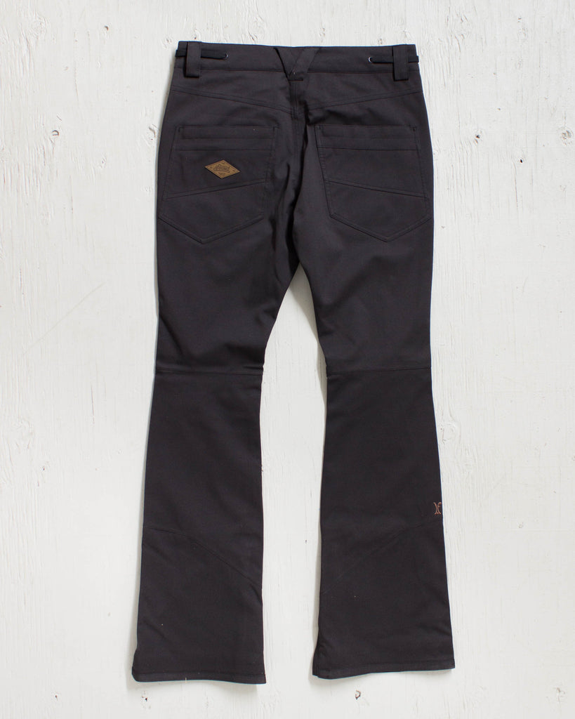 IFOUND -MAPLE PANT JET BLACK  - 2