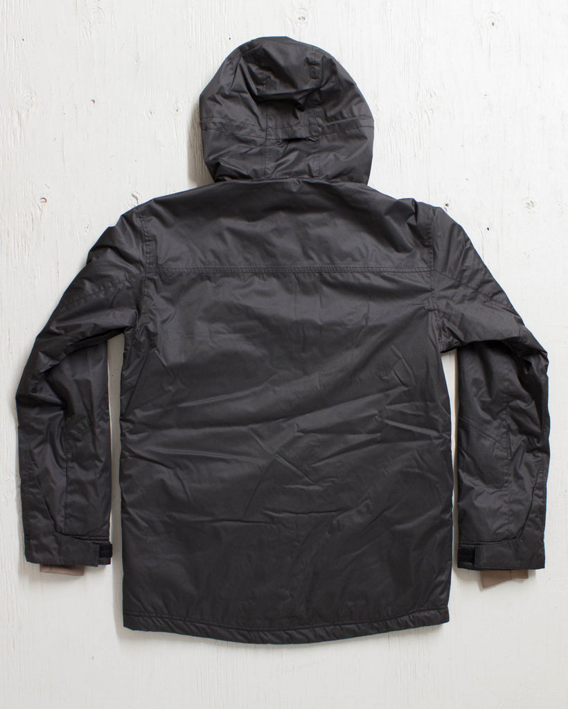 IFOUND -HEMLOCK JACKET JET BLACK  - 3