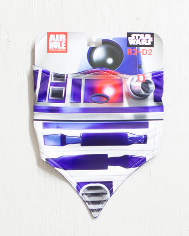 AIRHOLE -STANDARD 2 LAYER  FACEMARK  R2D2  - 1