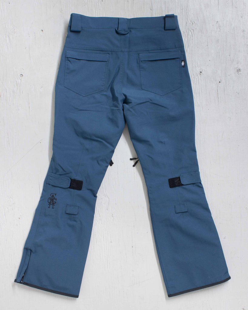 SAGA -FATIGUE 2L PANT NAVY  - 2
