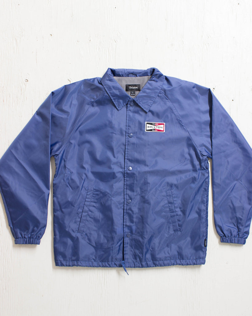 BRIXTON -RAMSEY JACKET NAVY