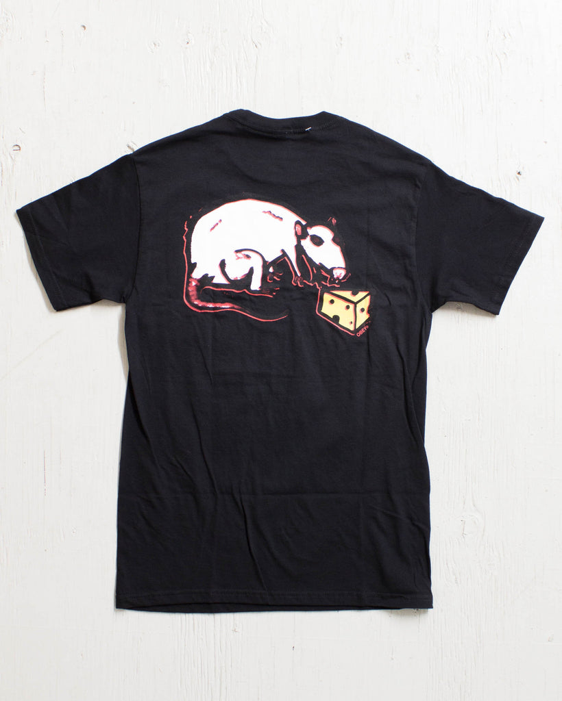 OBEY -RODENT BLACK  - 2
