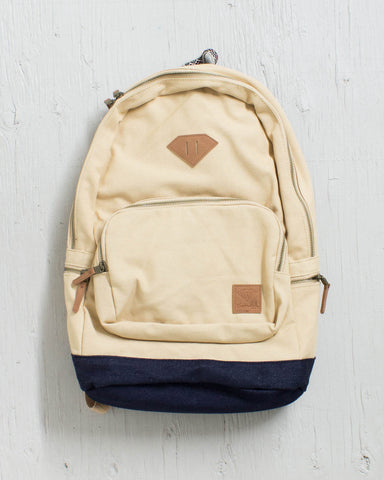 DIAMOND -BACKPACK NATIVE TAN TAN  - 1