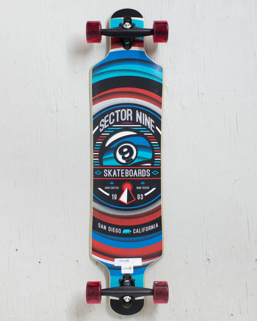 SECTOR 9 -MERIDIAN RED  - 1