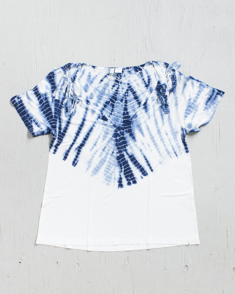 T-shirt VOLCOM KNOT HAPPENING TOP WHITE