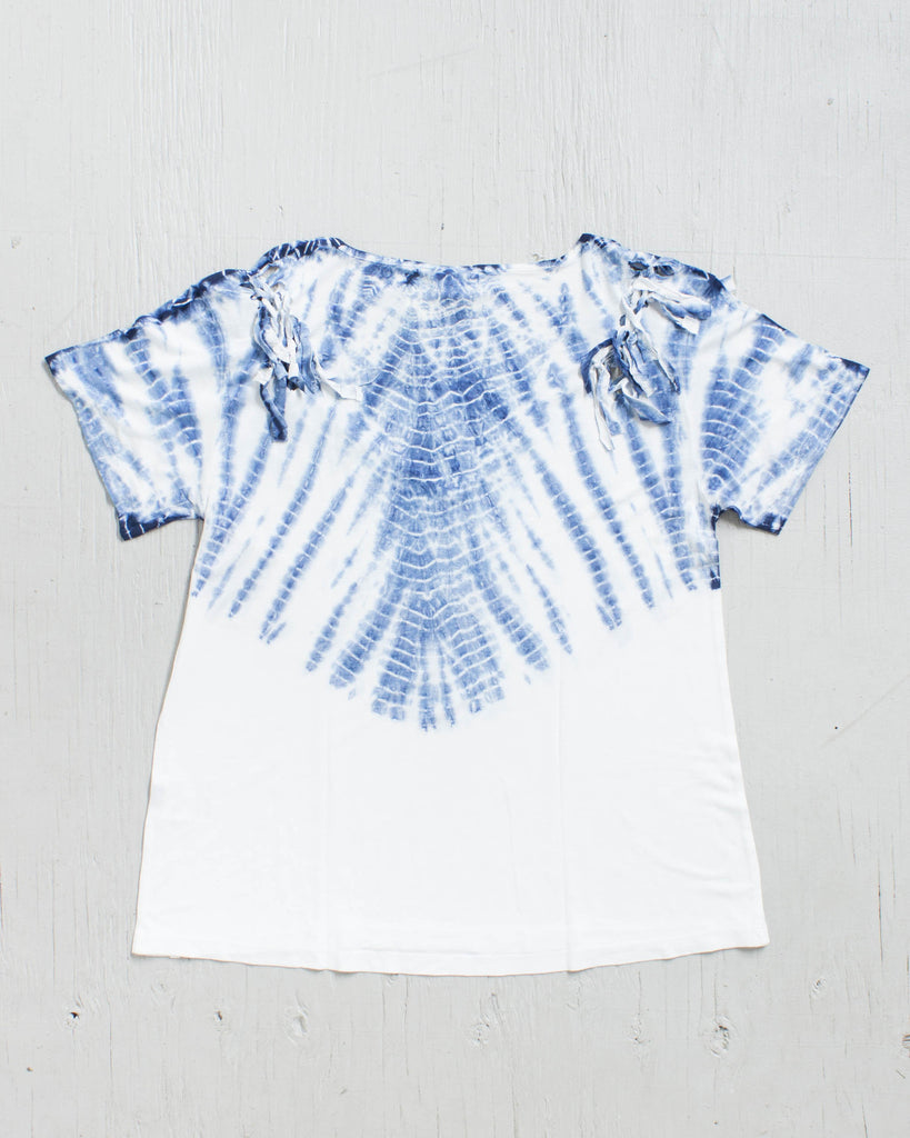 VOLCOM -KNOT HAPPENING TOP WHITE  - 2
