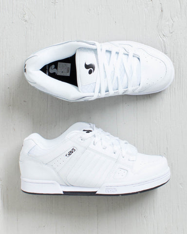 DVS -CELSIUS WHITE