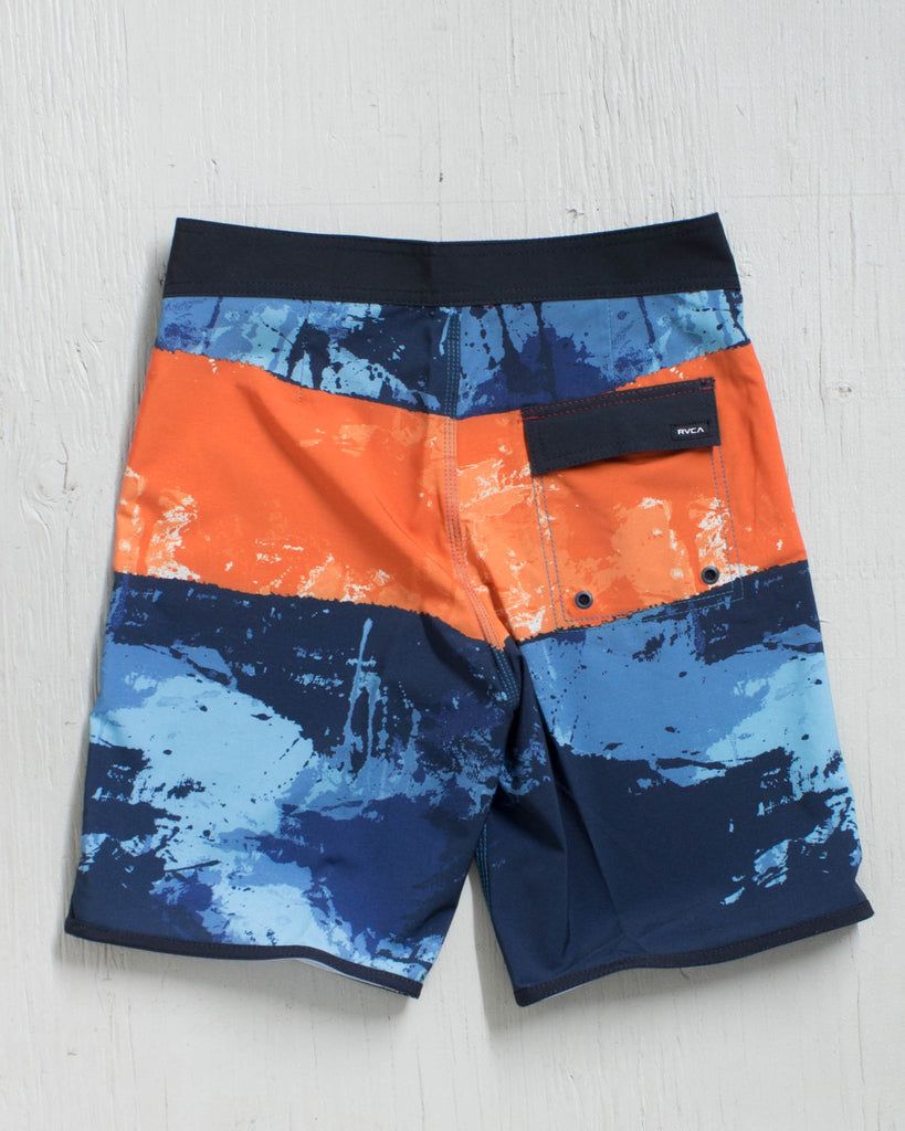 RVCA -SPLICE TRUNK MIDNIGHT  - 2
