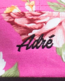 ADRENALINE -JR CAMP SCRIPT ADRE ROSE FLORAL  - 2