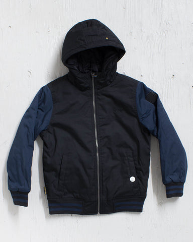 ELEMENT -DULCEY BOY NAVY / BLACK - 1