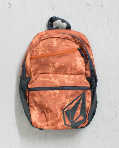 VOLCOM -ACADEMY BURNT ORANGE  - 1