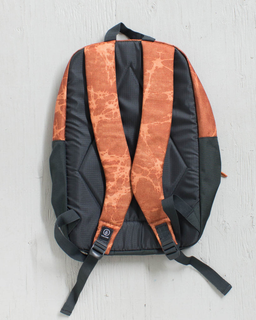 VOLCOM -ACADEMY BURNT ORANGE  - 3