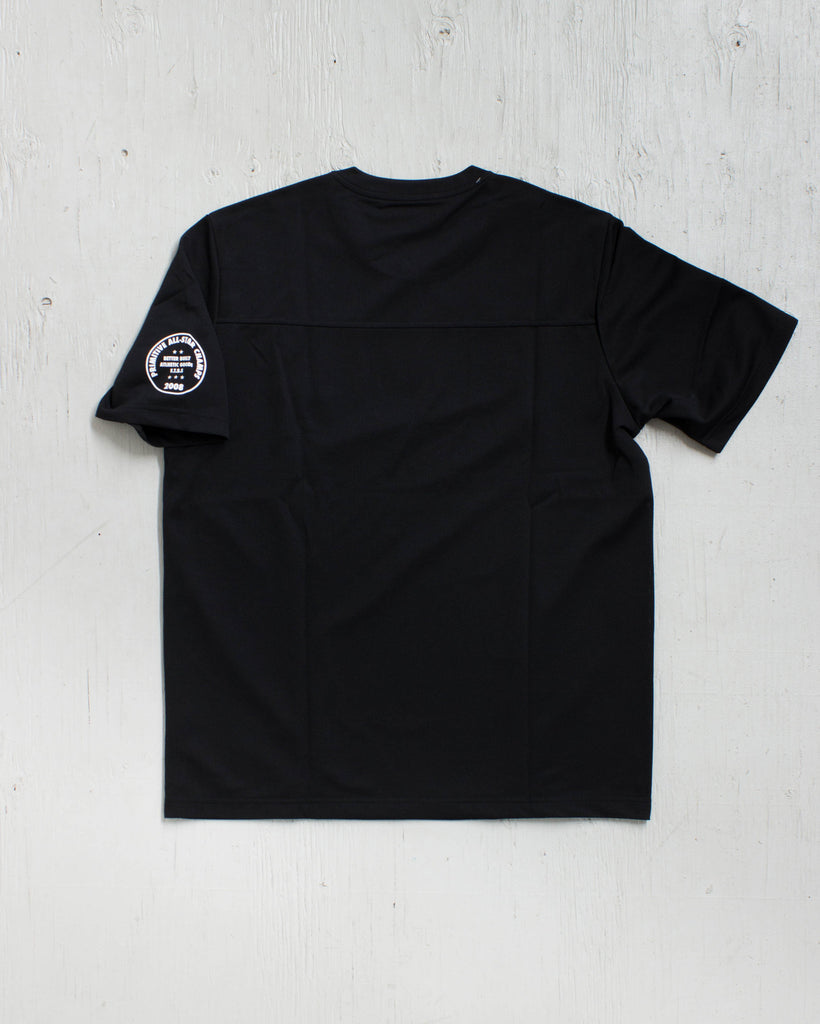 PRIMITIVE -WORLWIDE SOCCER JERSEY BLACK  - 2