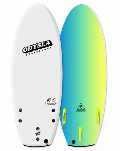"54 SPECIAL - THRUSTER - 4'6 ""WHITE GRADIENT"