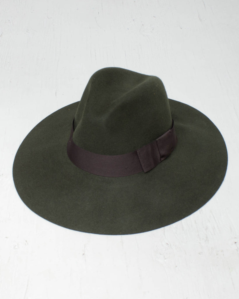 9921f8408fb BRIXTON PIPER HAT MOSS – Boutique Adrenaline