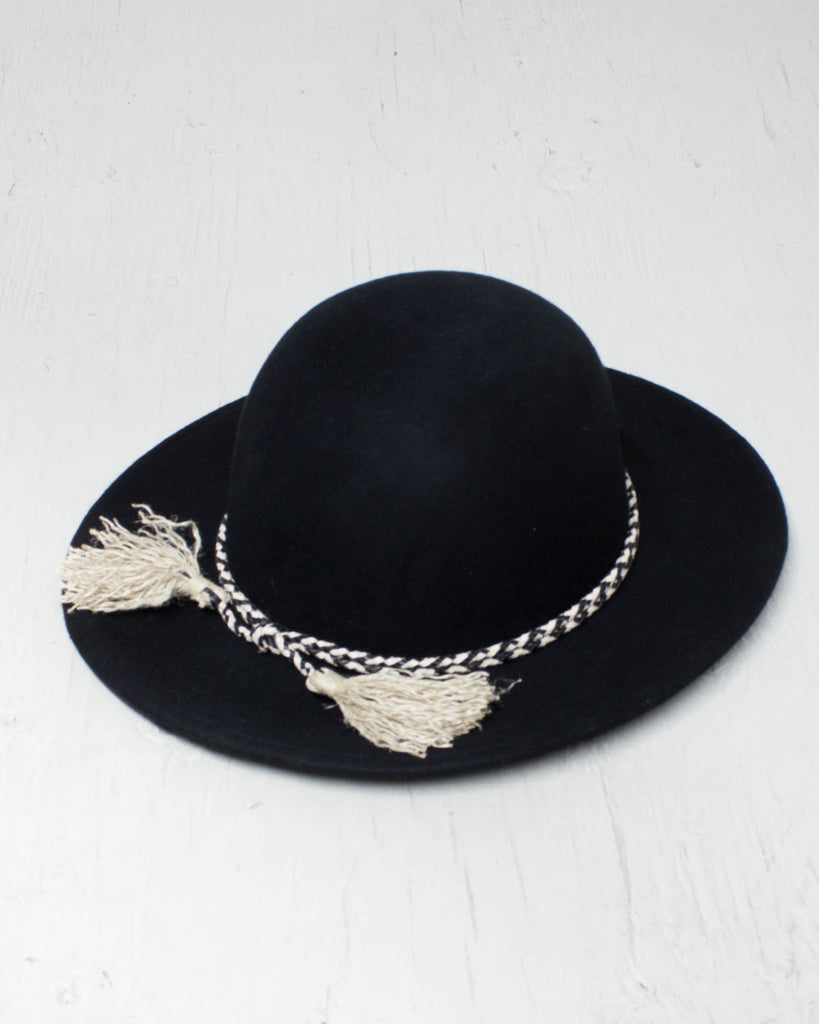 BRIXTON -STILLS HAT BLACK  - 2