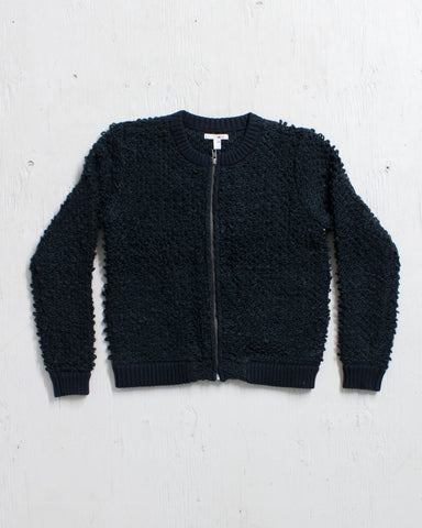 AMUSE SOCIETY -LAFAYETTE SWEATER BLACK SANDS  - 1