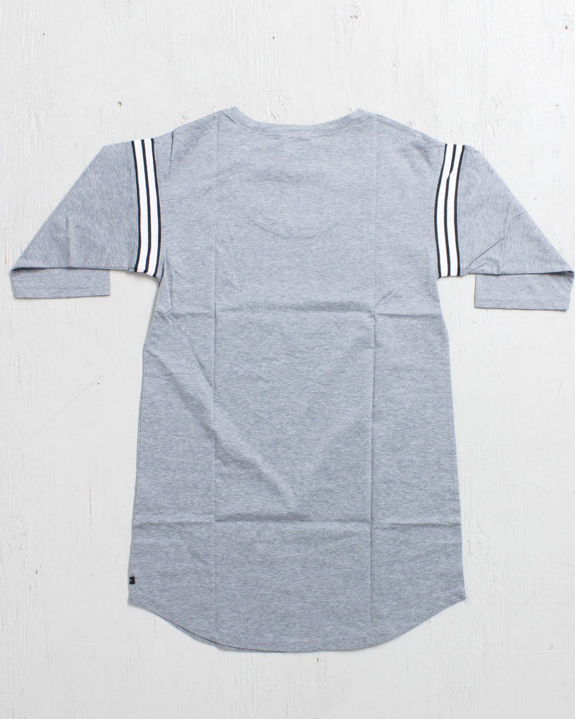 OBEY -DUGAN DRESS HEATHER GREY  - 2
