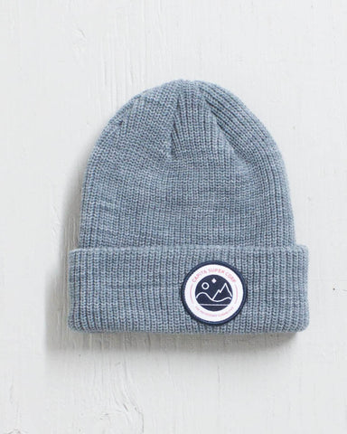 CAPITA -MOTHERSHIP BEANIE HEATHER GREY