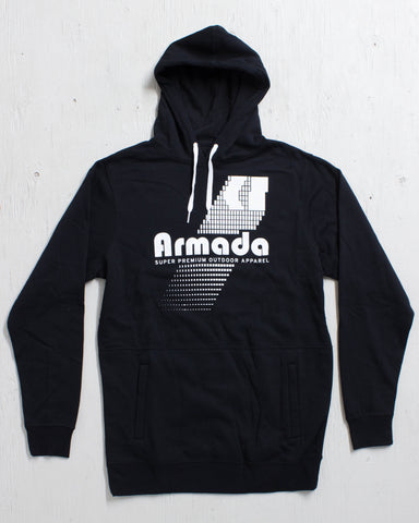 ARMADA -MULTIPLY PULLOVER TECH BLACK