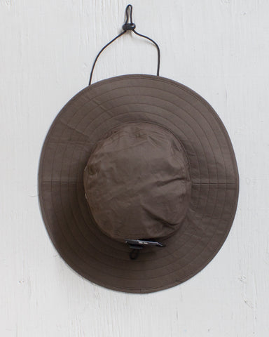 ARMADA -DOME BUCKET HAT BROWN  - 1
