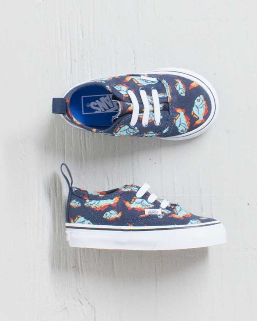 VANS -T AUTHENTIC V LACE PIRANHA