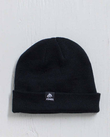 JONES -BASIC BEANIE BLACK