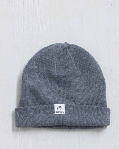 JONES -BASIC BEANIE CHARCOAL