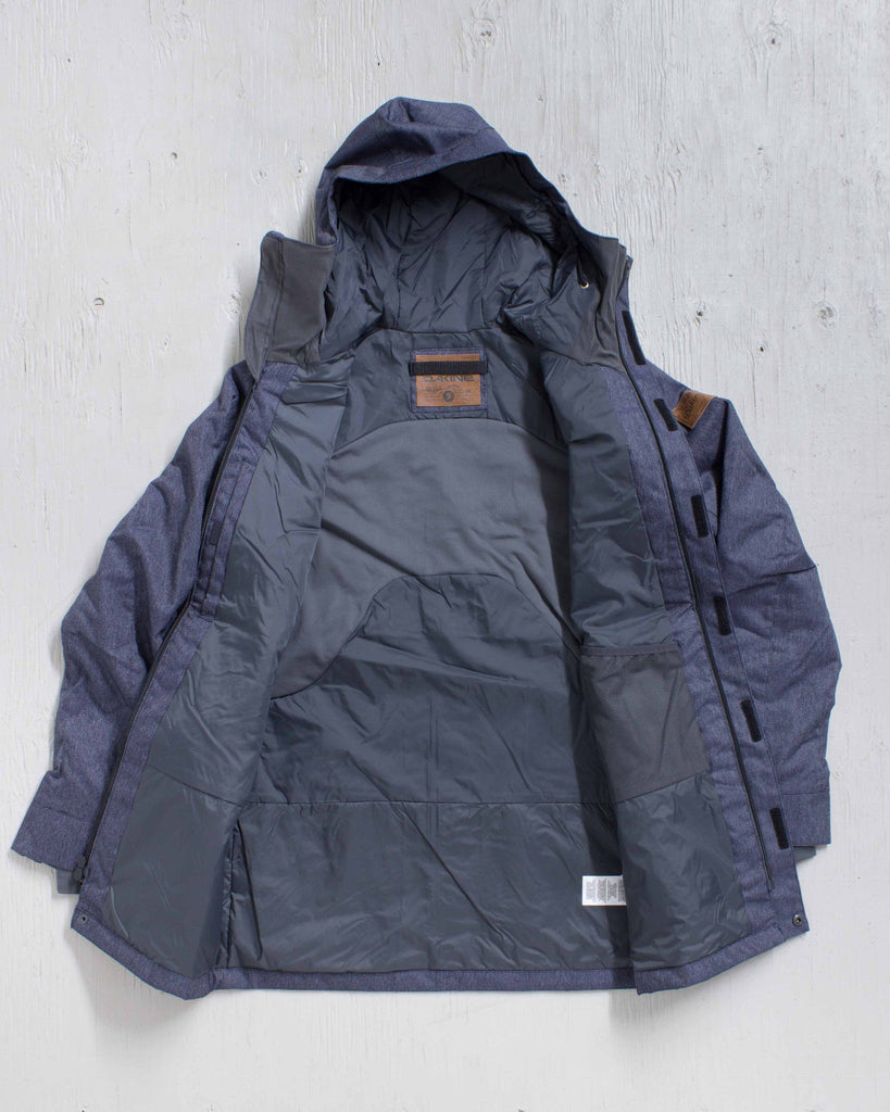 DAKINE -RAMPART 65 JACKET DENIM  - 3