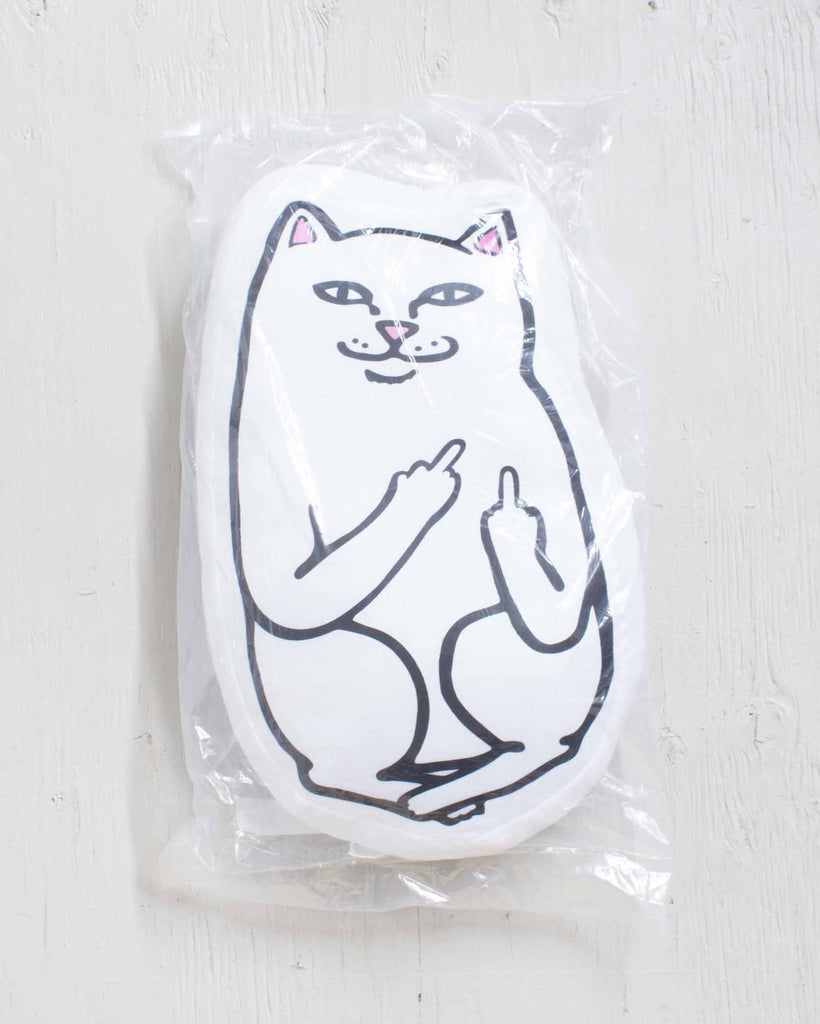 RIPNDIP -PILLOW LORD NERMAL WHITE  - 2