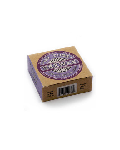 SEXWAX 2X COLD PURPLE  EXTRA SOFT COCONUT