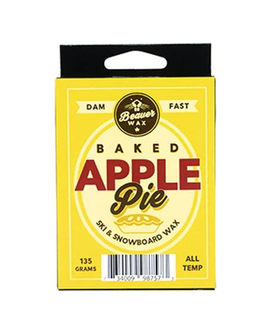 BAKED APPLE PIE SNOW WAX
