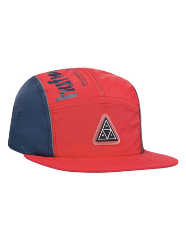 CONCEAL POCKET VOLLEY HAT MANDARIN RED