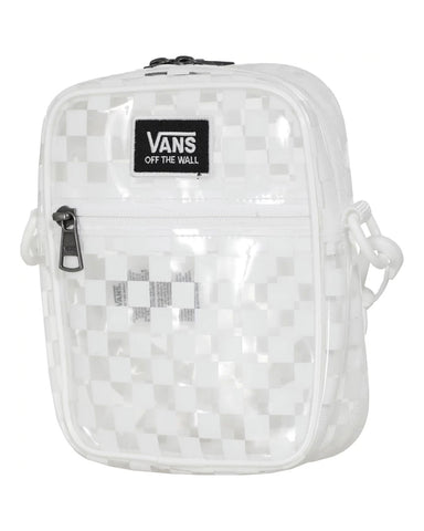 STREET READY CLEAR WHITE CHECKER