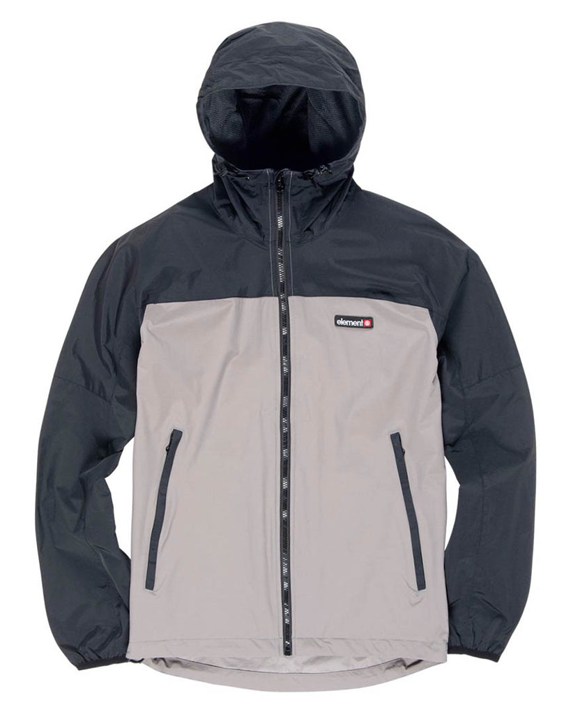 Manteau ELEMENT PRIMO STROM JACKET FLINT BLACK