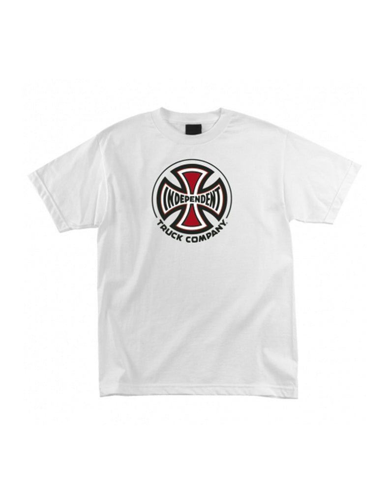 InDEPENDENT t-shirt TODDLER / BOY INDY TRUCK CO. WHITE