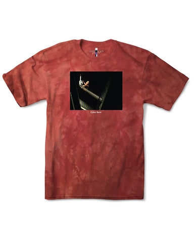 CHAINSAW TEE CRYSTAL WASH