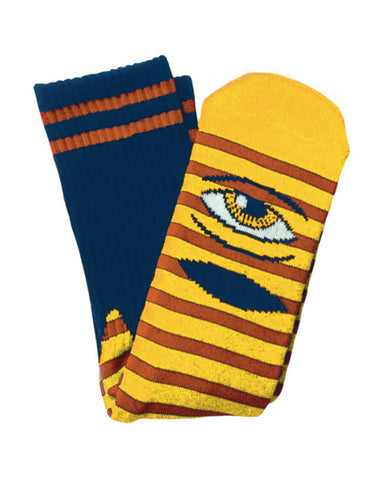 SECT EYE STRIPE YELLOW / NAVY