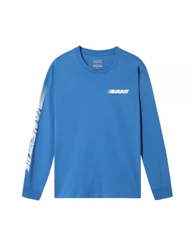 BOY RACERS EDGE LS VICTORIA BLUE