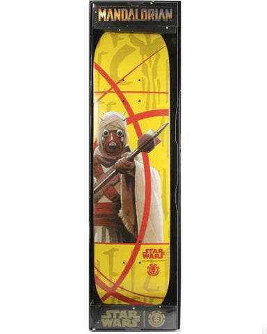 STAR WARS THE MANDALORIAN TUSKAN RAIDER - SKATEBOARD DECK