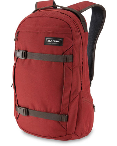 MISSION 25L DEEP RED