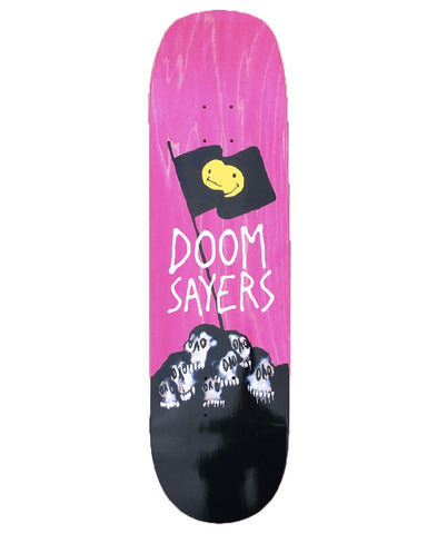 SKULL FLAG SHOVEL DECK 8.4