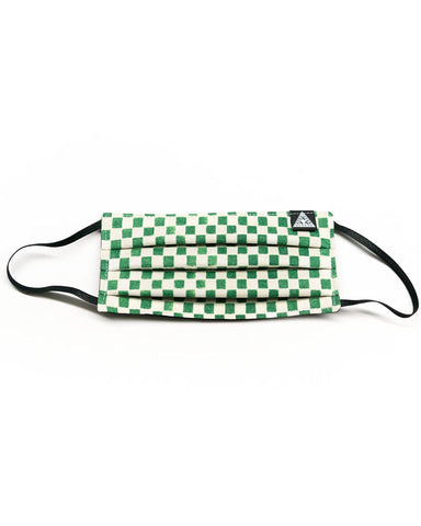 ADRE-19 MASK - GREEN CHECKER