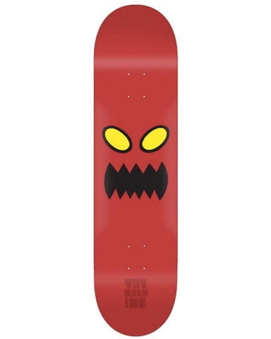 TOY MACHINE DECK MONSTER FACE 8.0