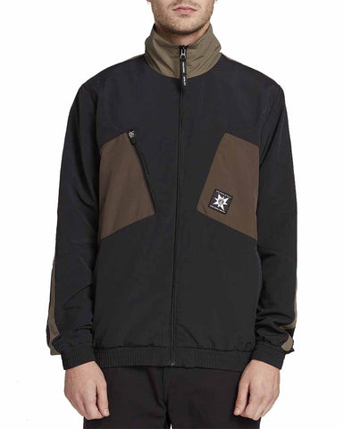 AP # 2 TRACK JACKET BLACK